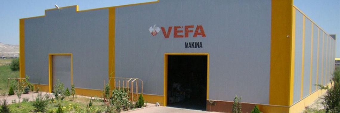 Vefa Makina